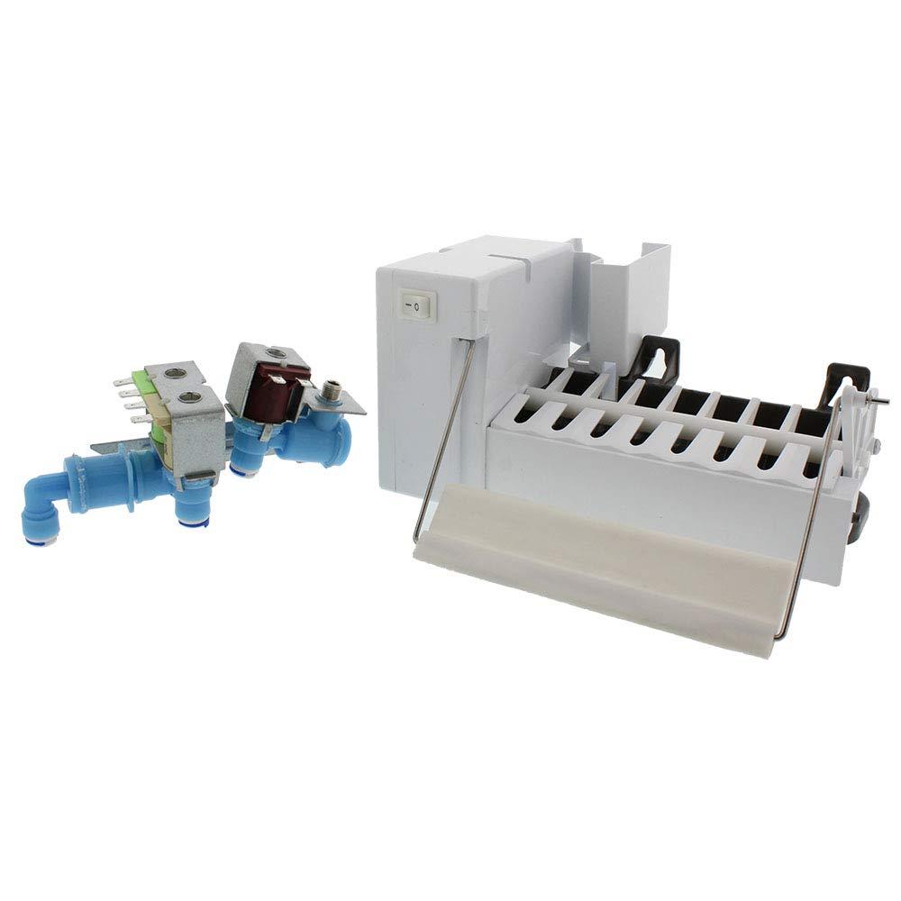 PRYSM Ice Maker & Water Valve 5303918344Kit Replaces 5303918344 & 242252702