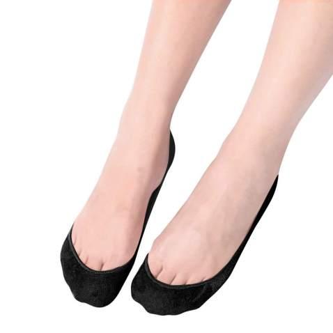 WXXM Soft Cotton Breathable Invisible Low Cut Non-Slip Athletic No Show Socks for Men /& Women