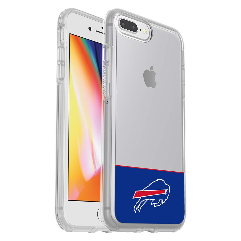 OtterBox NFL SYMMETRY SERIES Case for iPhone 8 Plus & 7 Plus (ONLY) - Retail Packaging - BILLS