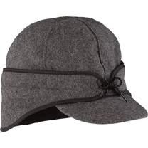 Stormy Kromer Rancher Cap - Winter Thinsulate Wool Hat with Fleece Earflap