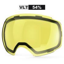 ZIONOR Lagopus X4 Ski Snowboard Snow Goggles Replacement Lenses