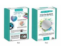 Create Your SELF Art Kit - Meaningful Family Friendly Art Experiences - Fun, DIY Art - Ideal for Families, Kids, Teens & Adults (Teen Kit)