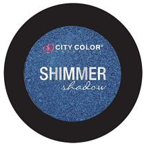 City Color Cosmetics Metallic Shimmer Eyeshadow | Vibrant, Bold, Beautiful Pigmented Makeup (It's A Boy)