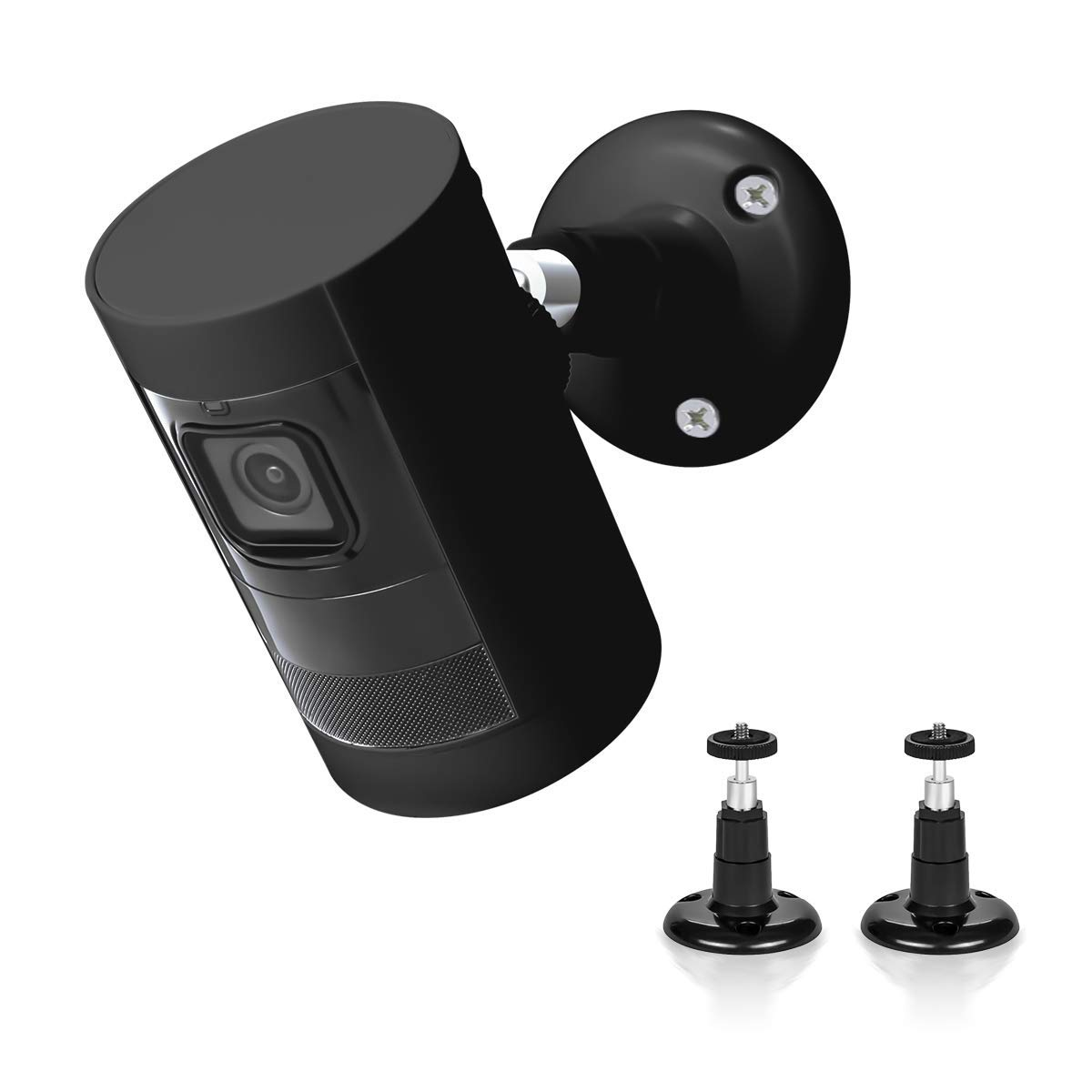 360° Adjustable Mounting Ring Camera Bracket for Ring Stick Up Cam Wired Battery