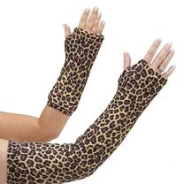 """CastCoverz! Designer Arm Cast Cover - Classic Cheetah - Small Long: 18"""" Length X 9"""" Circumference - Removable and Washable - Made in USA"""