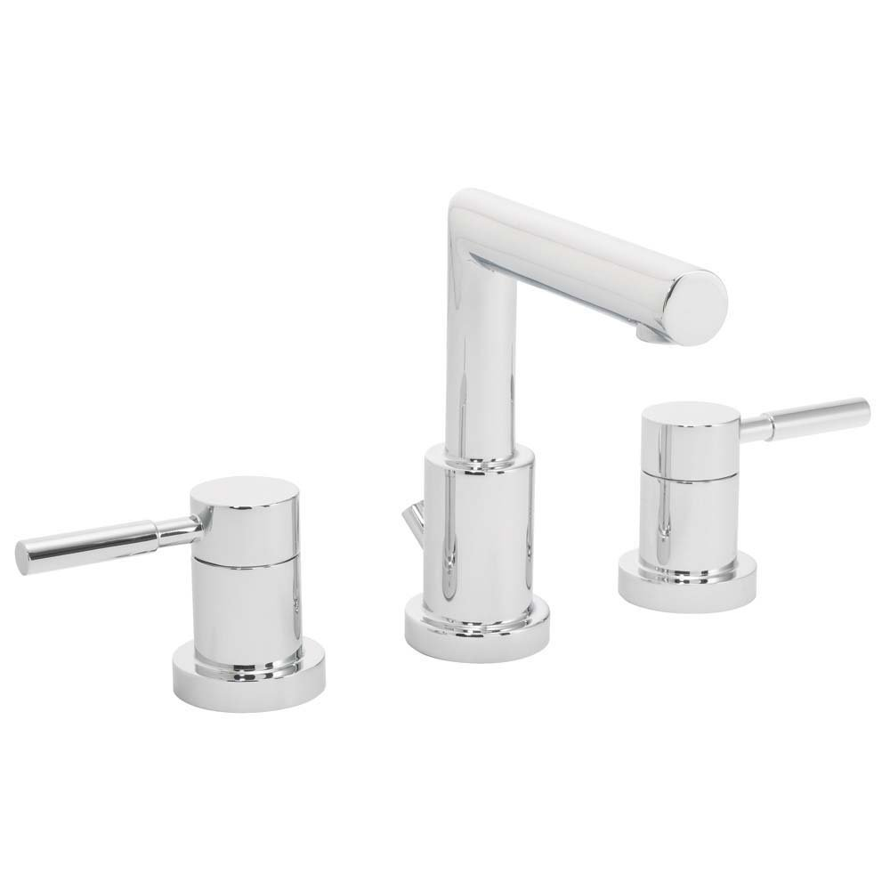 """Speakman SB-1021-E Neo Collection Widespread Faucet, 8"""", Chrome"""