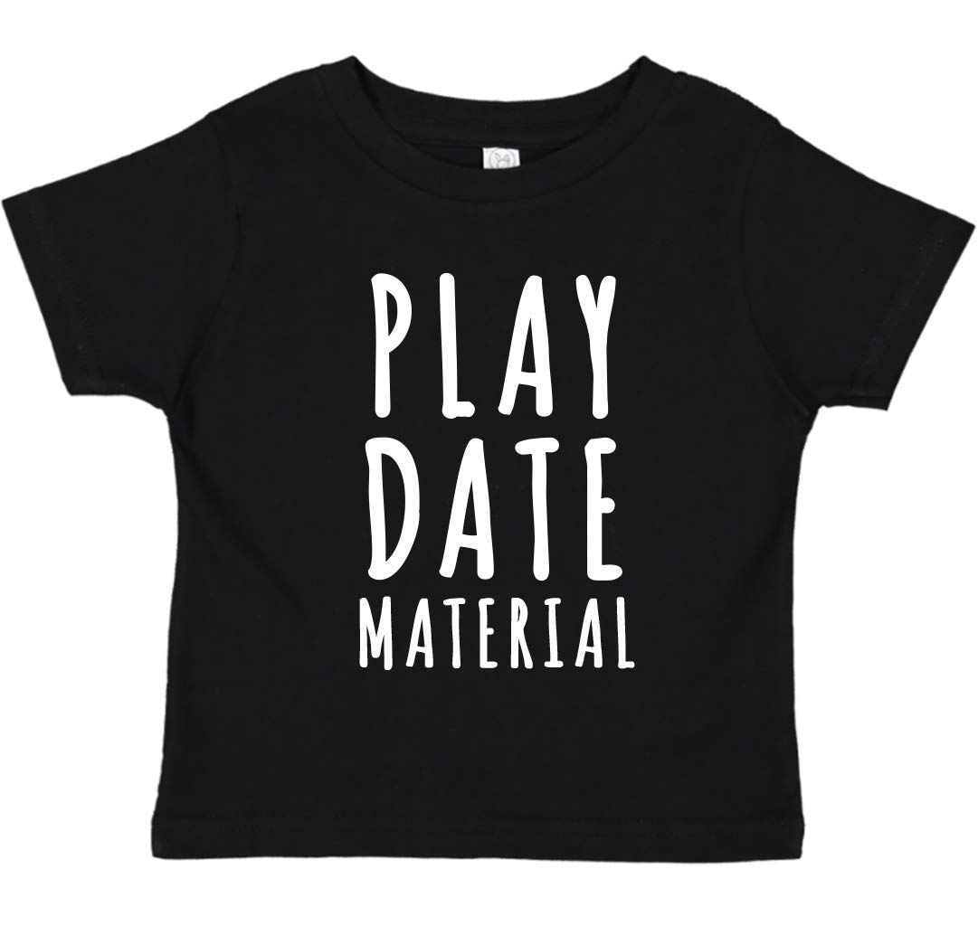 Panoware Funny Toddler Boy T-Shirt | Play Date Material