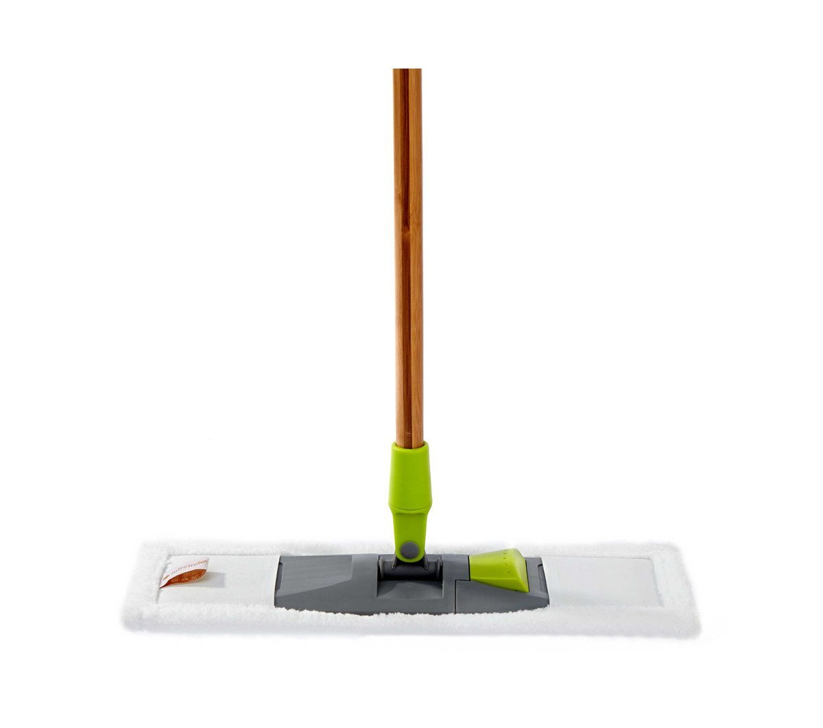 Full Circle Mighty Mop 2-in-1 Wet/Dry Microfiber Head, Green