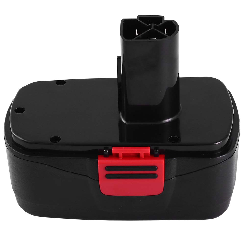 Battery for Craftsman C3 19.2Volt 3.6Ah NiMh Replace for 130279005, 1323903, 11375 11376, 315.115410, 315.11485, 315.114850, 315.114852