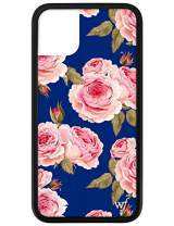 Wildflower Limited Edition Cases for iPhone 11 (Navy Floral)