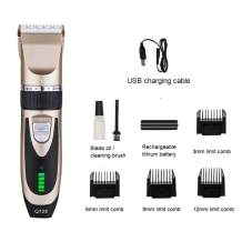 Kozart Hair Cut Clipper Kit Hair Grooming Razor Low Noise with Limit Comb Oil Bottle Sponge Small Brush Cut Cloth Hair Trimmer Set for Adults Kids