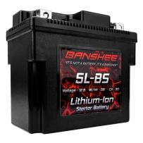 5L-BS High Performance Maintenance Free Sealed Lithium-Ion Motorcycle Battery