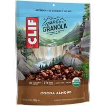 CLIF Organic Cocoa Almond Energy Granola, 10 OZ