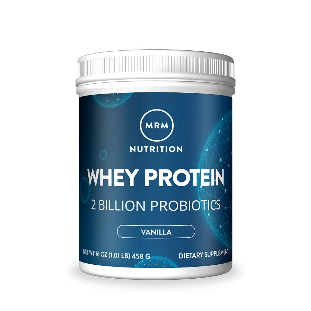 MRM Whey Protein Powder - 1 lbs - Vanilla