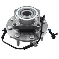 WJB WA515058 - Front Wheel Hub Bearing Assembly - Cross Reference: Timken SP580310 / Moog 515058 / SKF BR930416