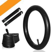 Jolik 12.5'' x 1.75/2.15 Stroller Inner Tube, 2 Plastic Tire crowbars for BoB Revolution SE/Pro/Flex/SU/Ironman - The Perfect BOB Stroller Tire Tube Replacement