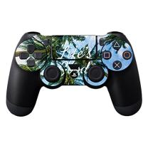 MightySkins Skin Compatible with Sony PS4 Controller - Lifes Good | Protective, Durable, and Unique Vinyl Decal wrap Cover | Easy to Apply, Remove, and Change Styles | Made in The USA