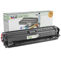 LD Remanufactured Toner Cartridge Replacement for HP 307A CE740A (Black)