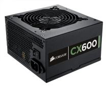 CORSAIR CX Series, CX600, 600 Watt, 80+ Bronze Certified, Non-Modular Power Supply