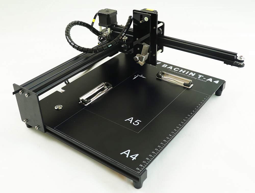 CNC Router Drawing Robot Kit Writer XYZ Plotter iDraw Hand Writing Robot Kit Open Source for Maker/Geek, Working Area A4