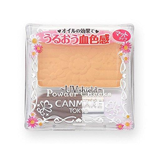 CANMAKE Powder Cheeks PW 40