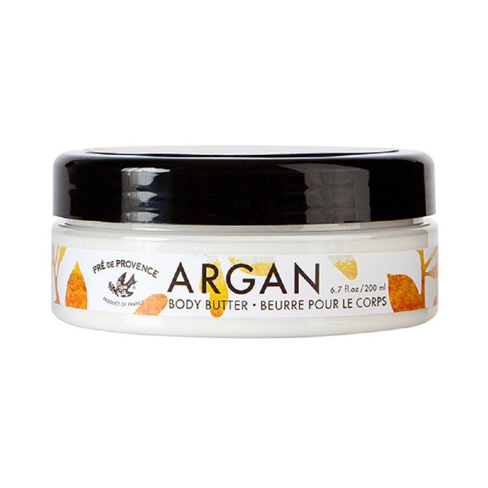 Pre De Provence Ultra-Hydrating Moroccan Argan Oil Body Butter - Citrus