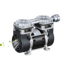 MXBAOHENG Oilless Vacuum Pump Industrial Oil Free Piston Vacuum Pump 150W 65L/min -89Kpa (110V, SY-650V)