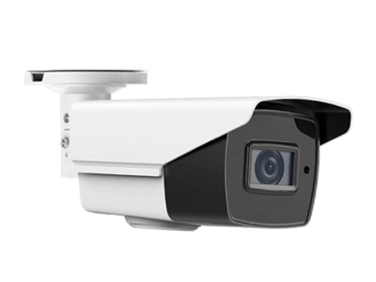Monoprice 8.3MP (4K) Bullet HD-Tvi Security Camera, Motorized Varifocal 2.7-13.5mm, 4-in-1 (Tvi/Cvi/Ahd/Cvbs), Matrix IR 2.0 131ft. Range, Ip67