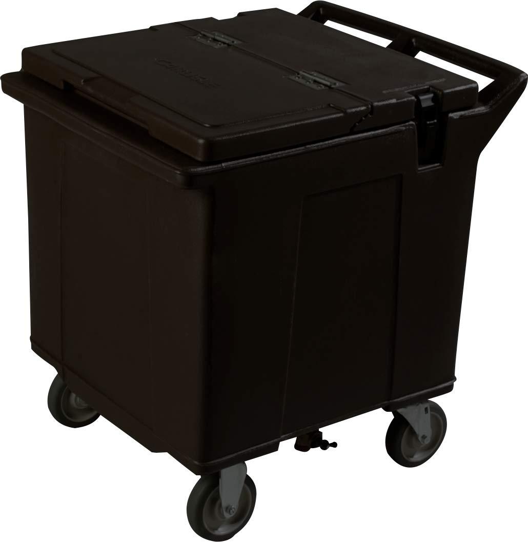 Carlisle IC225403 Cateraide Portable Insulated Ice Caddy, 15-1/2 Gallon Capacity, Black