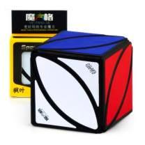 Cuberspeed QiYi Ivy Cube Black Magic Cube Mofangge Ivy Leaf Cube Black (Eitan Lvy Cube) qiyi skewb Puzzle