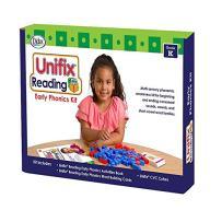 Didax 211277 Unifix Reading Early Phonics Kit
