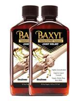 Baxyl - Liquid Hyaluronic Acid for Joint Relief Supplement (Vegan, Gluten-Free, Non-GMO, Patented Oral MHB3). 6 Ounce(Pack of 2), 72 Day Supply