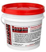 Dexpan Expansive Demolition Grout 11 Lb. Bucket for Rock Breaking, Concrete Cutting, Excavating. Alternative to Demolition Jack Hammer Breaker, Jackhammer, Concrete Saw, Rock Drill (#1 (77-104 F))