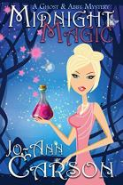 Midnight Magic (A Ghost & Abby Mystery Book 1)
