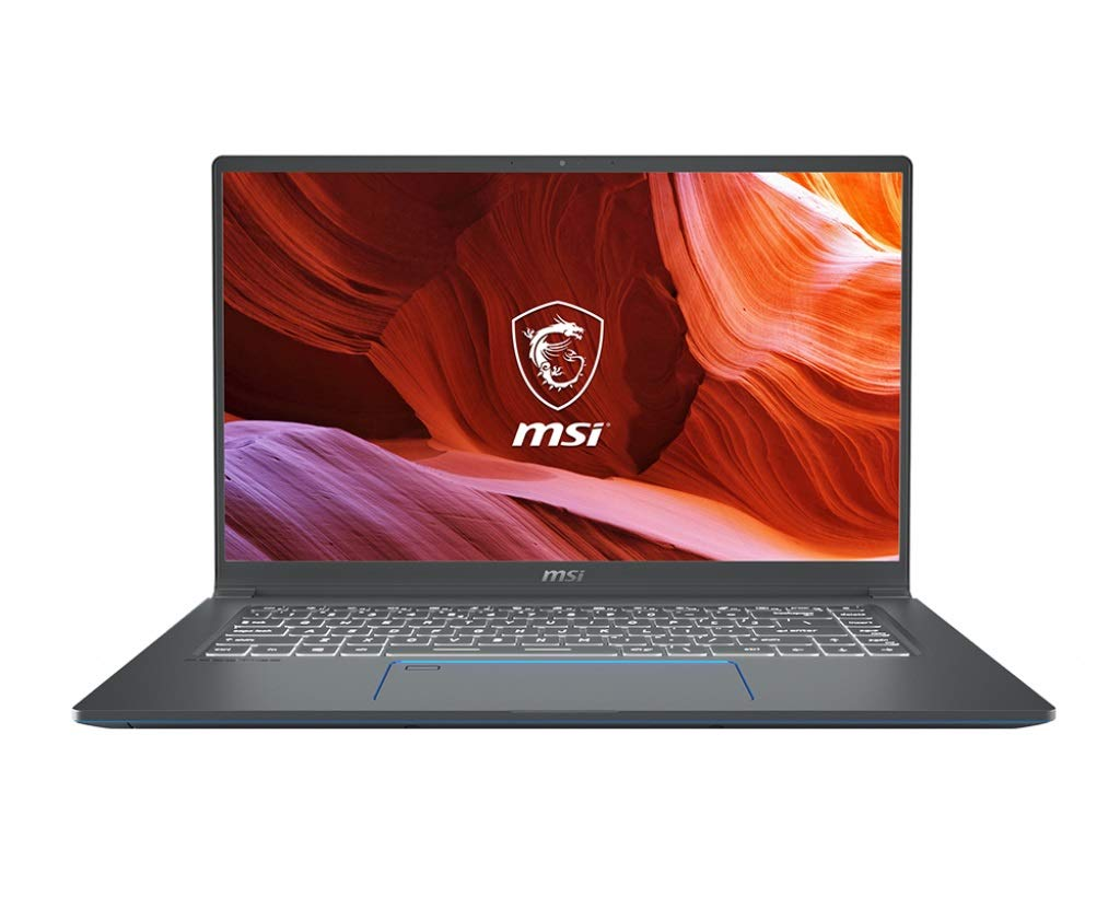 "CUK MSI Prestige 15 Thin & Light Gamer Notebook (Intel i7-10710U, 32GB RAM, 1TB NVMe SSD, NVIDIA GeForce GTX 1650 4GB Max-Q, 15.6"" FHD IPS-Level, Windows 10 Pro) Slim Gaming Laptop Computer"