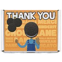 Oreo Gift Boxes - Includes Regular Oreo, Double Stuf and Mini Oreo Cookies (Thank You)