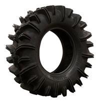 SuperATV Terminator Mud Tire - RZR, X3, General, Maverick, Ranger, Rock & All Terrain UTV - (34x10-15)