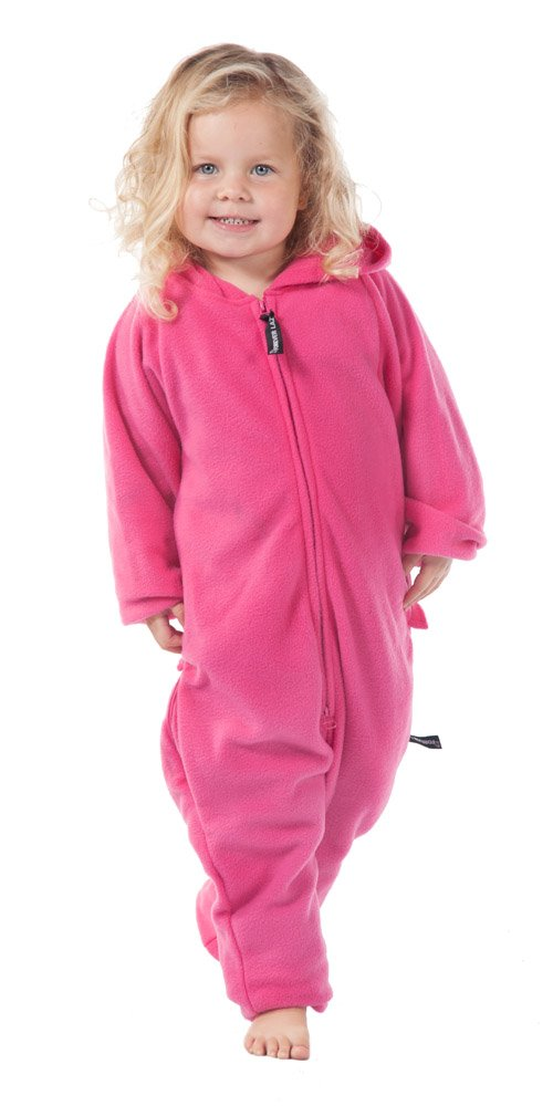 Forever Lazy Non-Footed Kids Onesies | One-Piece Pajama Jumpsuits | Unisex