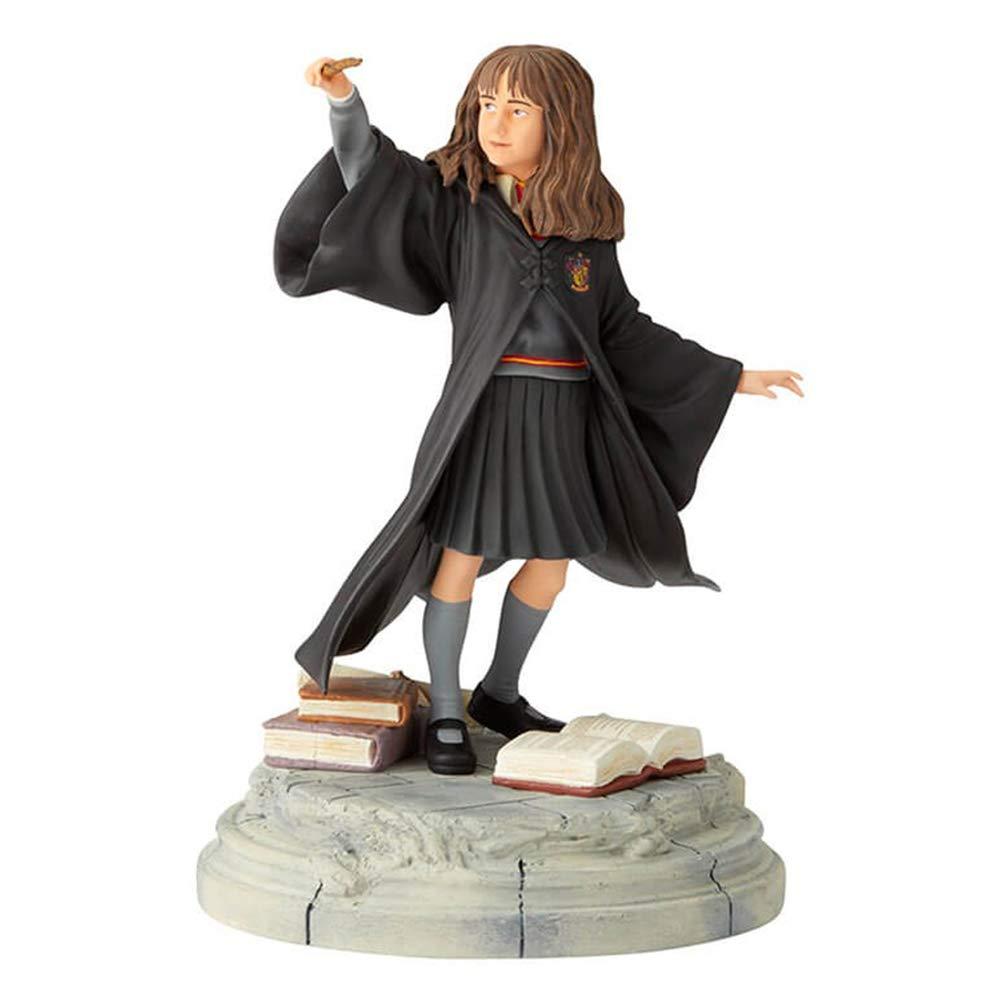 "Enesco Wizarding World of Harry Potter Hermione Granger Year One Figurine, 7.28"", Multicolor"