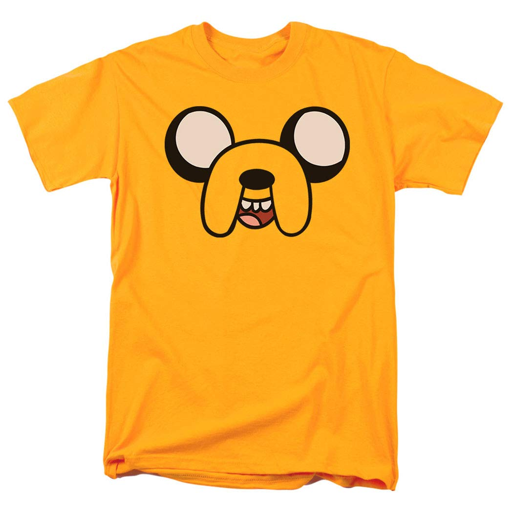 Adventure Time Jake The Dog Cartoon Network T Shirt & Stickers