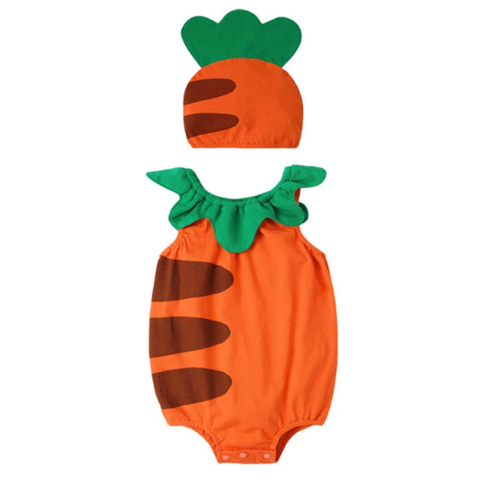 Baby Clothes Set Summer Photography Props Outfits Infant Baby Girl Clothes Fruit Romper Jumpsuit