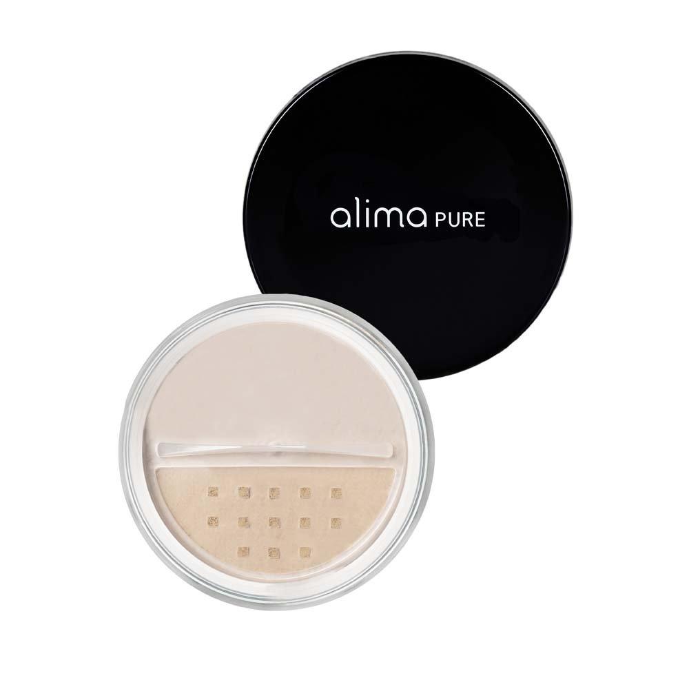 Alima Pure Oil Balancing Primer Powder - Medium