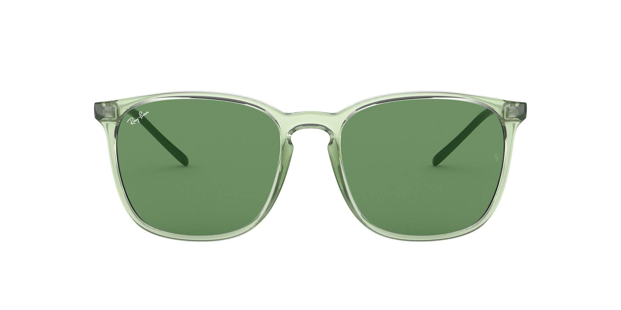Ray-Ban Men's Rb4387 Round Sunglasses