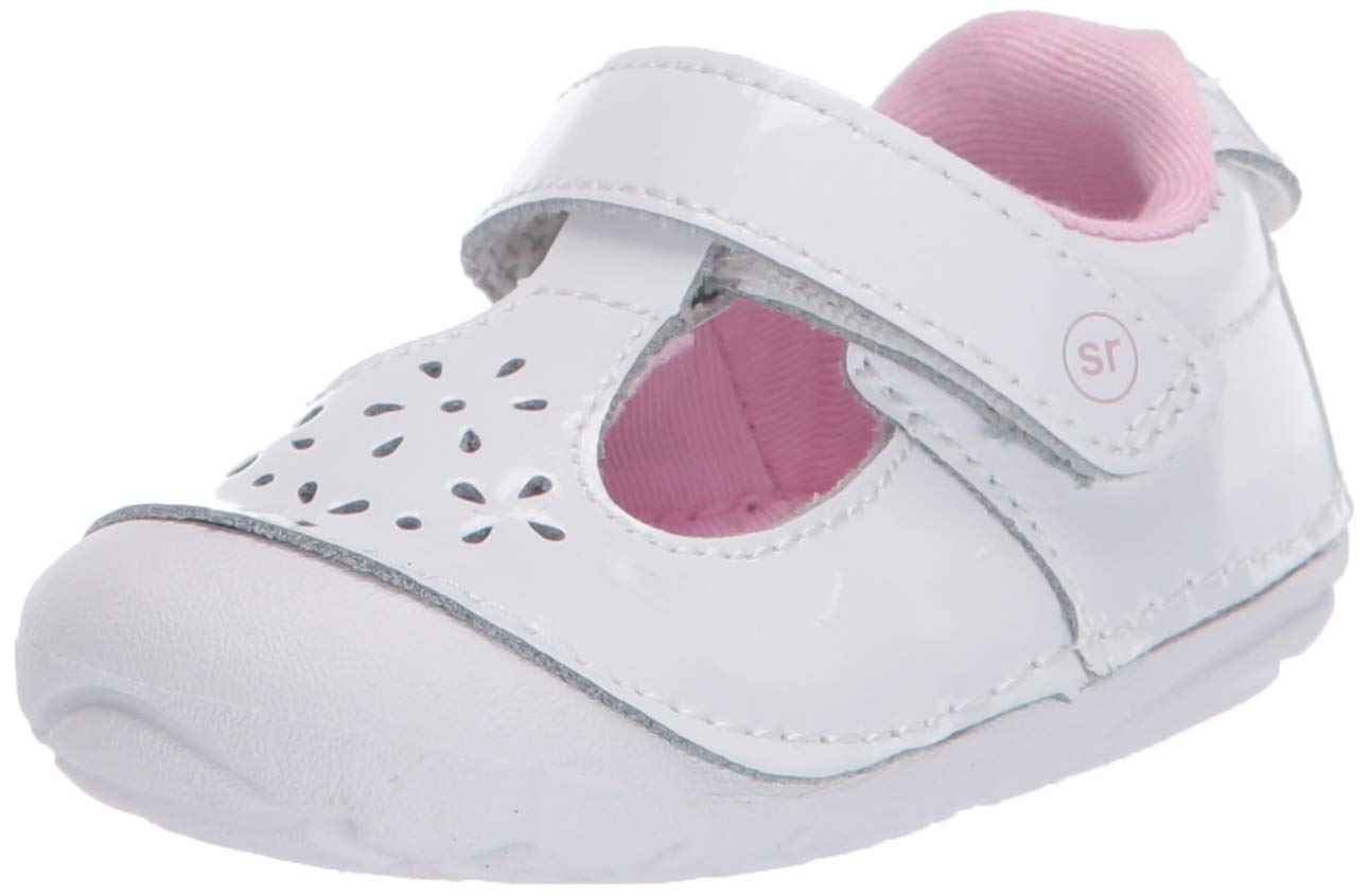 Stride Rite Soft Motion Baby and Toddler Girls Amalie Mary Jane Shoe