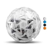 Hexnub EXO Cover for Sphero 2.0 Robotic Ball Bolt and SPRK Editions Off Road Protection (Clear)
