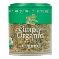 Simply Organic Oregano Leaf, Cut & Sifted, Certified Organic | 0.07 oz | Pack of 6 | Origanum onites