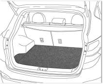 Cargo Absorbent Liner - Perfect for SUV, Crossover, Minivan