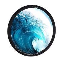 YSDIGI 40.5mm UV Filter, Ultra-Slim UV Protection Filter with Lens Cloth, Multi-Coated Ultraviolet UV, High Definition Schott B270 Glass, Nano Coatings, HD UV Filter for Outdoor Photography.