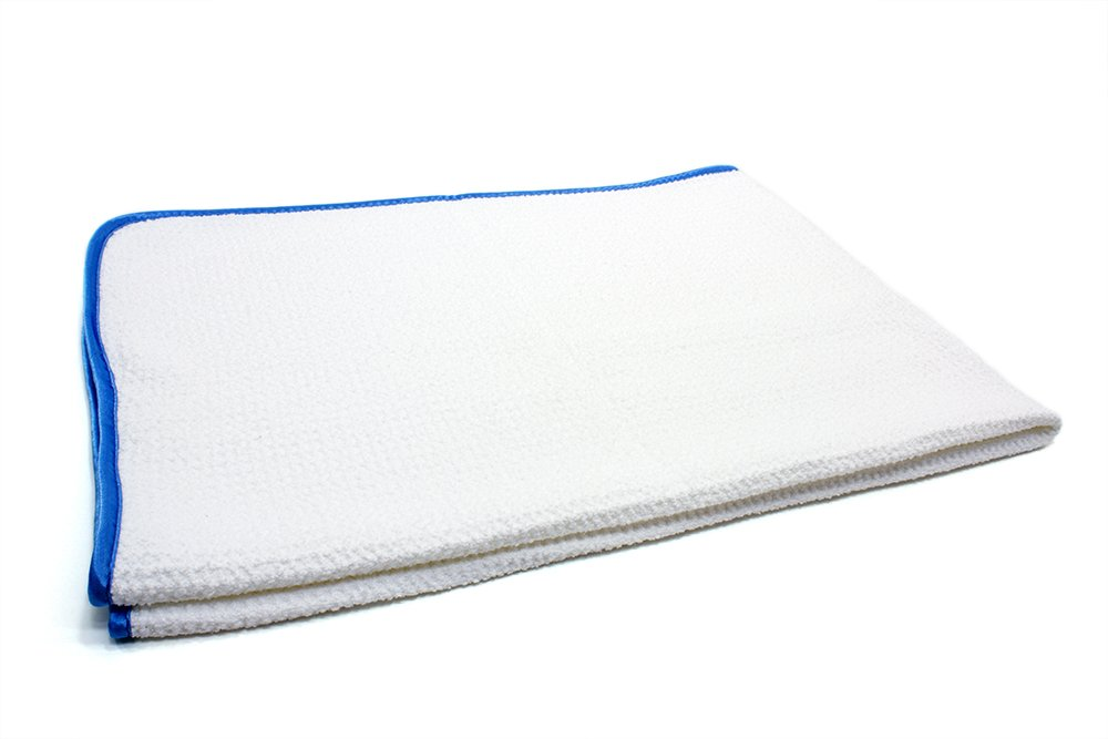 "Autofiber Big Thristy Microfiber Waffle Drying Towel 25""x36"" (White)"