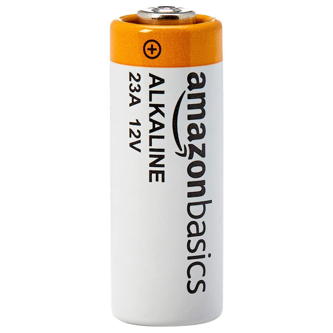 AmazonBasics 23A Alkaline Battery - Pack of 4